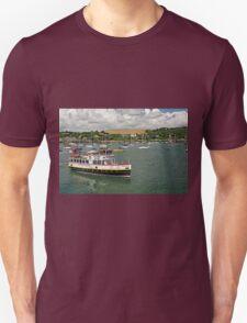 The MV Princessa, Falmouth Harbour T-Shirt