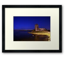 Dunguaire Castle Framed Print