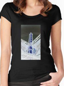 Stadium Women's Fitted Scoop T-Shirt