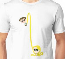 A Tangled Situation Unisex T-Shirt