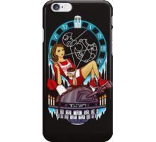 The Impossible Girl iPhone Case/Skin
