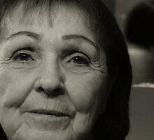 My Mom' by Carole Brunet
