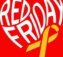 Red Friday by bgolddesigns
