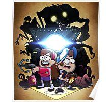 Gravity Falls - Season 2 Poster