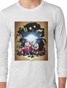 Gravity Falls - Season 2 Long Sleeve T-Shirt
