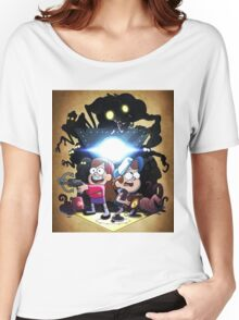 Gravity Falls - Season 2 Women's Relaxed Fit T-Shirt