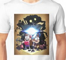 Gravity Falls - Season 2 Unisex T-Shirt