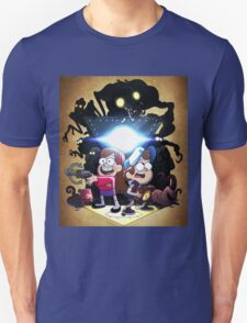 Gravity Falls - Season 2 T-Shirt