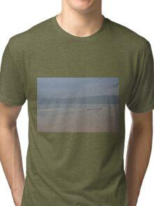 Waiting to go fishing Tri-blend T-Shirt