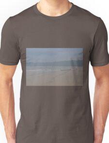 Waiting to go fishing Unisex T-Shirt
