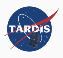 Nasa Tardis by Iskanders