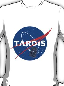 Nasa Tardis T-Shirt