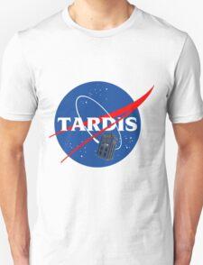 Nasa Tardis T-Shirt