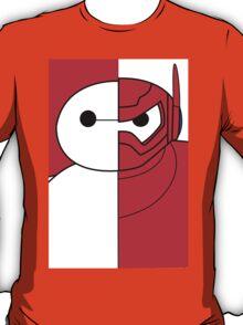 Baymax - Big Hero 6 Half Armored T-Shirt