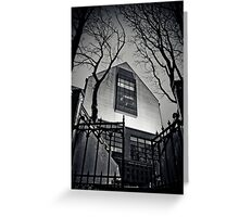 The Rooms Greeting Card