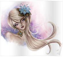Elf Princess Poster