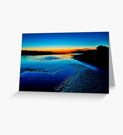 """""""Daybreak Reflections"""" Greeting Card"""