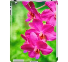 Hot Pink Orchids iPad Case/Skin