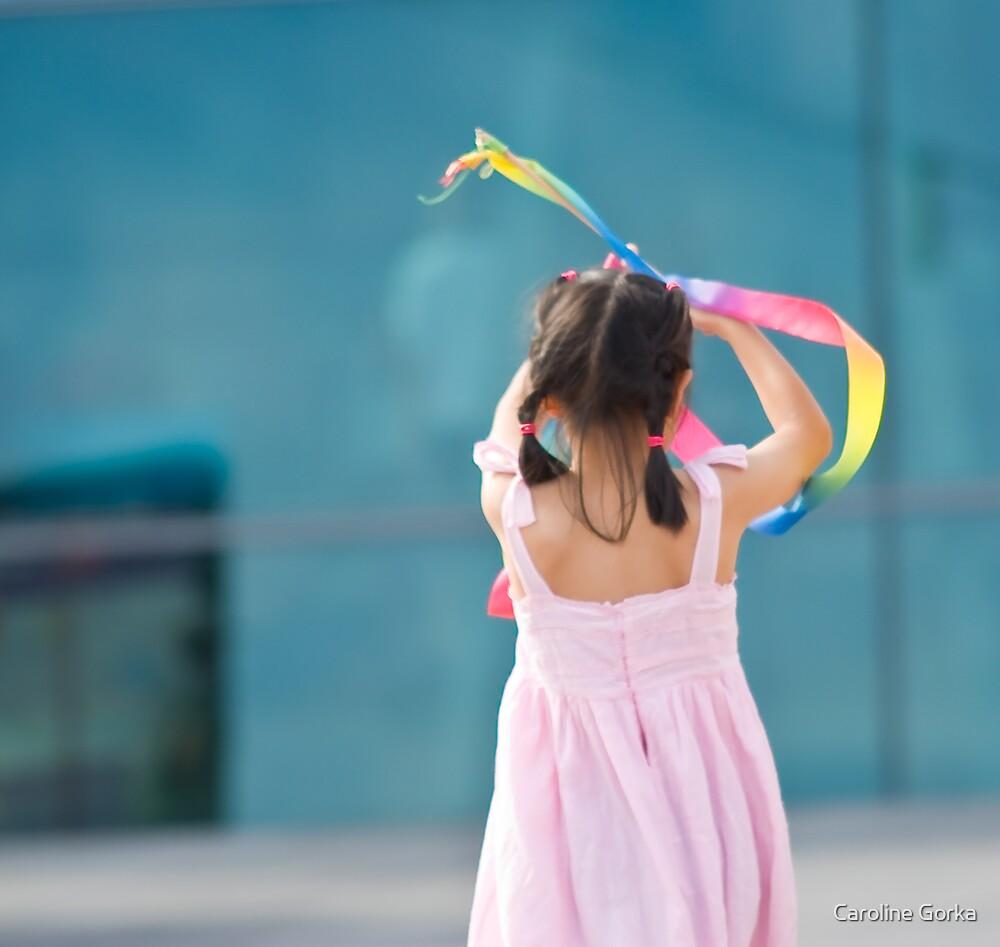 Ribbon by Caroline Gorka