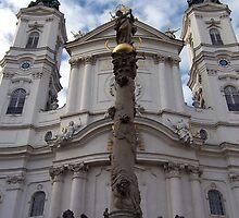 piaristenkirche. vienna, austria by tim buckley | bodhiimages