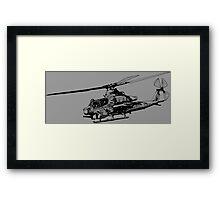 AH-1Z Viper Framed Print
