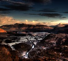 From Castle Crag by David Robinson