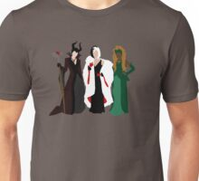 Queens of Darkness Unisex T-Shirt