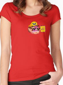 WAH (Wario) Women's Fitted Scoop T-Shirt