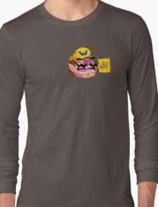 WAH (Wario) Long Sleeve T-Shirt