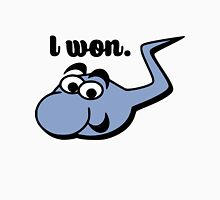 I Won Funny Sperm Unisex T-Shirt