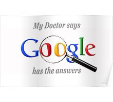 Hypochondriac Google Poster