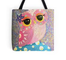 Owl Fairy Princess Tote Bag