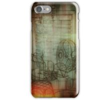 Puce Moment # 2 iPhone Case/Skin