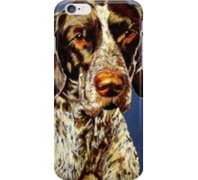 German Shorthair Retriever iPhone Case/Skin
