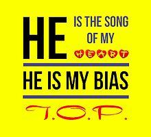 HE IS MY BIAS T.O.P. - Yellow by Kpop Love