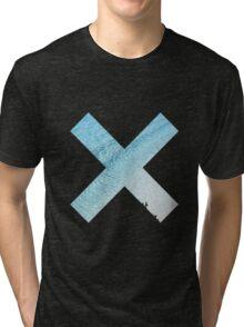 x - ocean Tri-blend T-Shirt