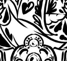 josephine romance tattoo  Sticker