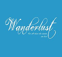 Wanderlust (White) by krice