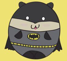 Moka's Adventures - Moka as Batman Kids Tee