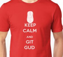 Keep calm and Git Gud.  Unisex T-Shirt