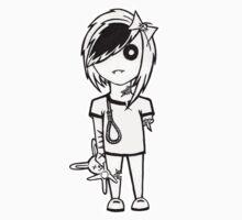 """Emo Zombie"" by NeonStarr"