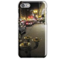 street scene iPhone Case/Skin