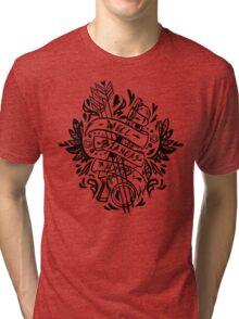 varric companion tattoo  Tri-blend T-Shirt