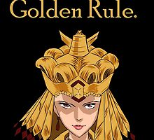 Sailor Galaxia - The Golden Rule by mangoyum