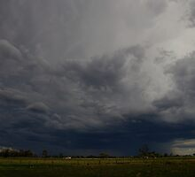 Storm's Coming by Norman Repacholi