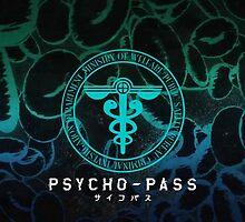 Psycho-Pass by dani386