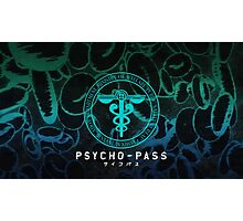 Psycho-Pass Photographic Print