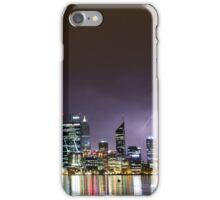 Perth City Storm iPhone Case/Skin