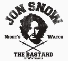 JON SNOW 2 by nextroundsonme