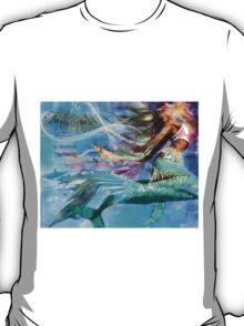 mermaid portal T-Shirt